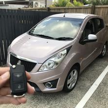 Holden Barina Spark Car Key