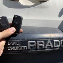 Toyota Land Cruiser Prado Car Key