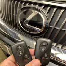 Lexus IS250 Car Key