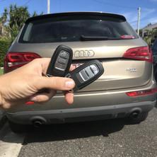 Audi Q5 Car Key