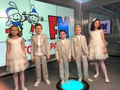 «Домисолька» на «Детском Радио».