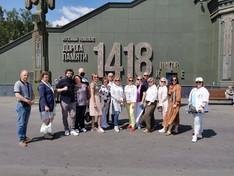 «Домисолька» посетила главный храм Вооруженных сил России.