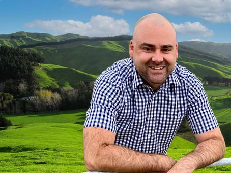 Sam Vivian-Greer crowned New Zealand winner of top agri-award in impressive setting