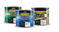 Diggers labelling