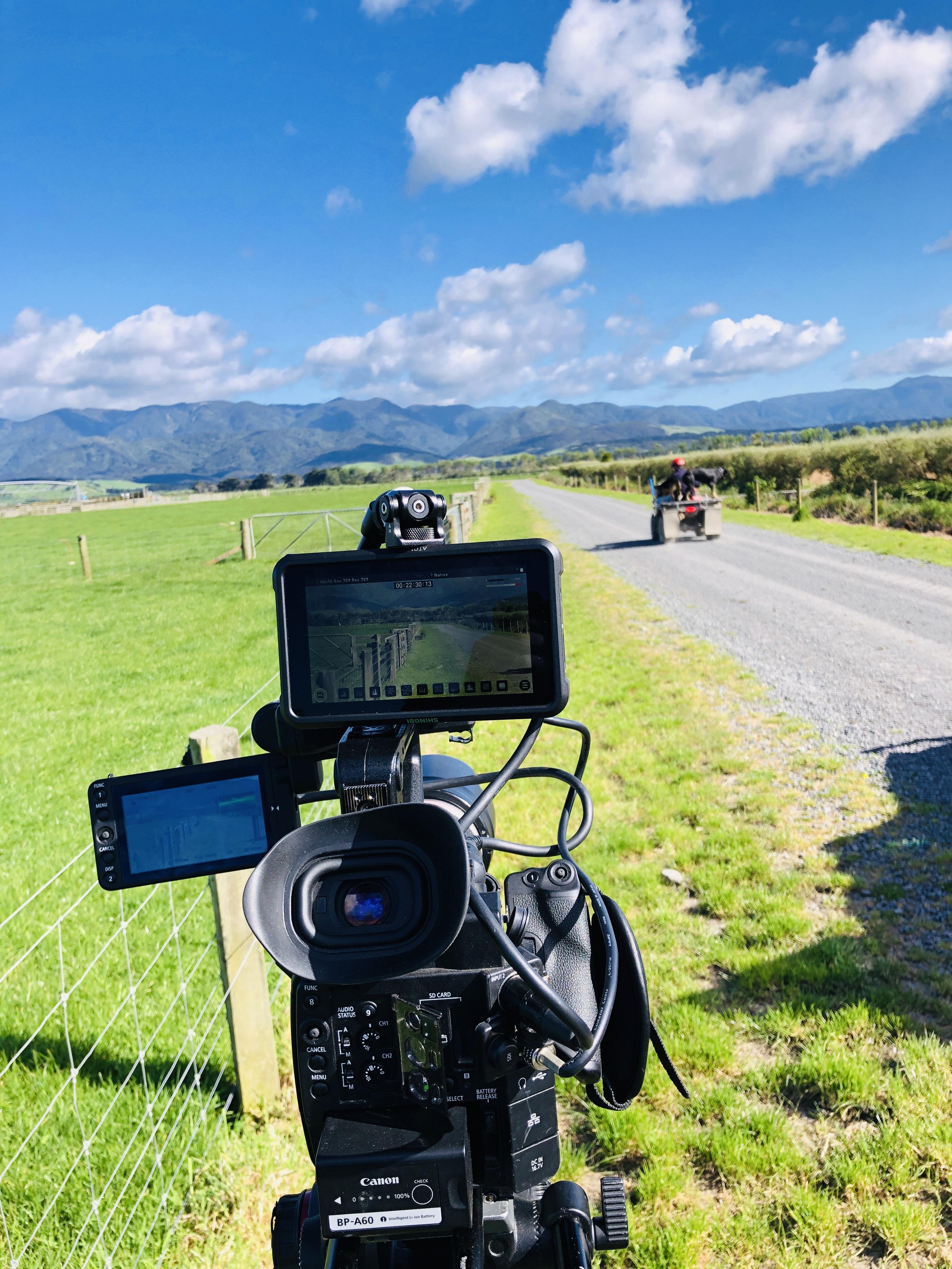 Corporate Farming Video