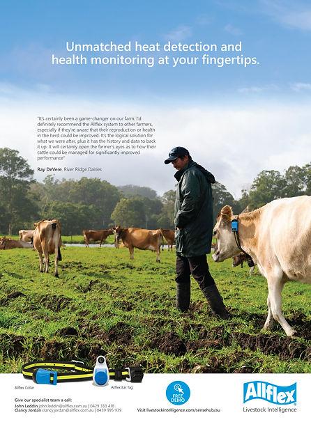 Allflex Livestock monitoring