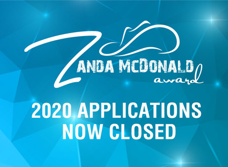 2020 Applications Now Closed