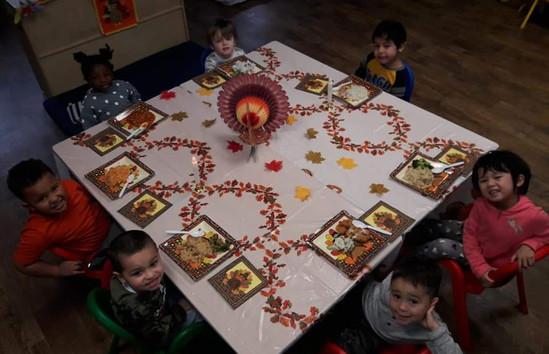 2020 Thanksgiving