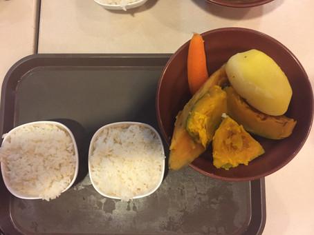 Eating Around China