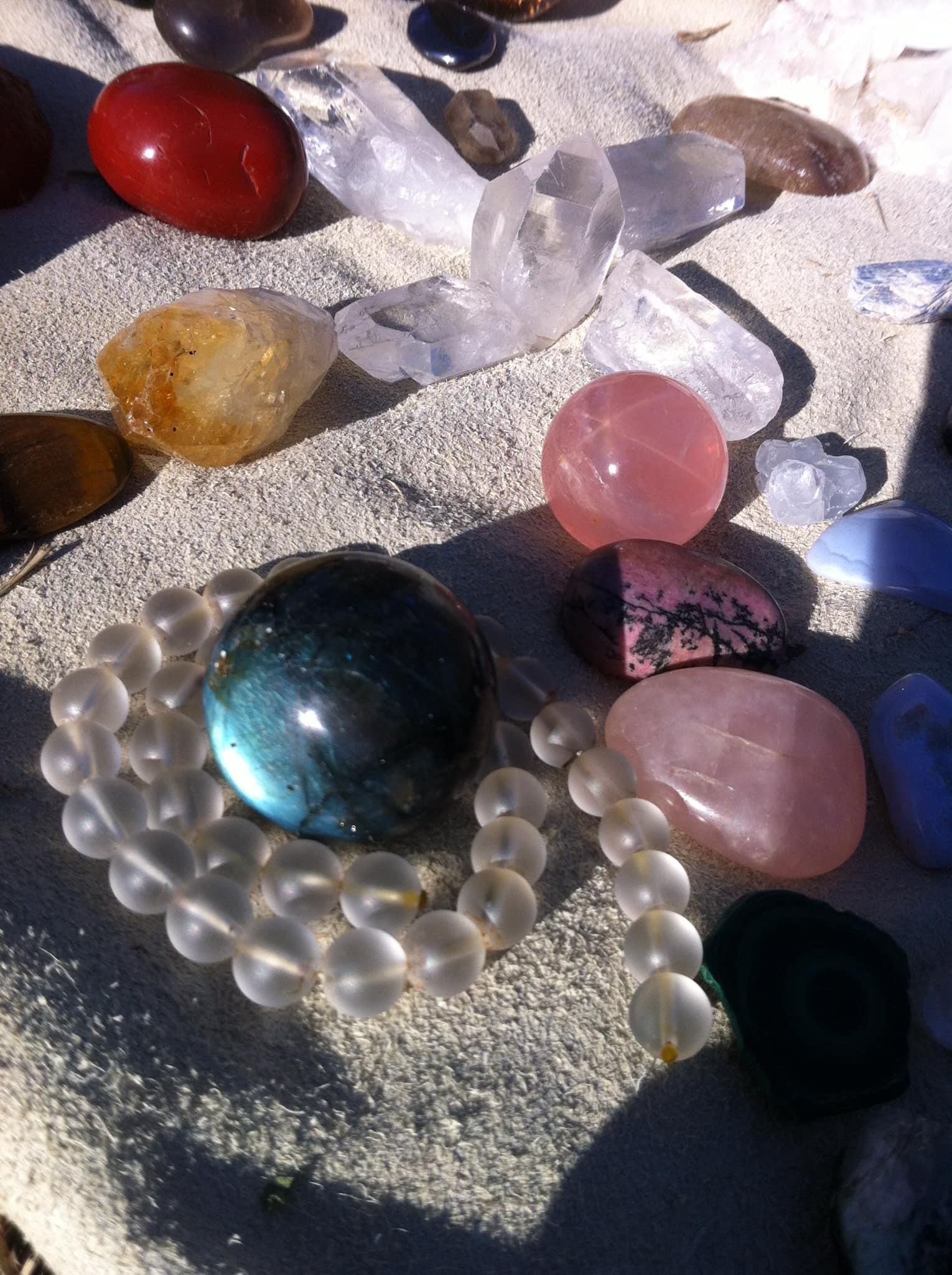Transforming Life w Minerals & Gemstones
