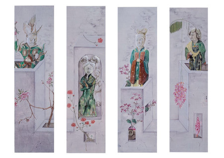 Magic Box, Tang style No.1, 2, 3 & 4