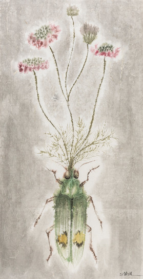 Winter-Insect, Summer-Herb No.3