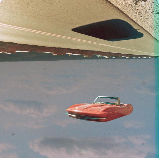 Untitled (from the series The Kodak Moment)  50 X 50cm Giclée fine art print Ed. 1/10