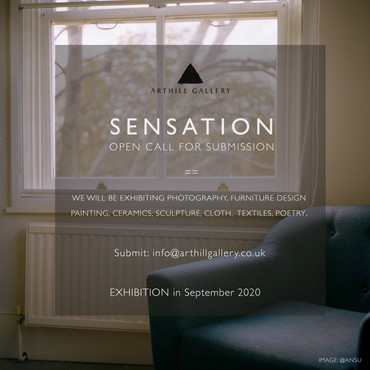 Open Call For Submission:Sensation