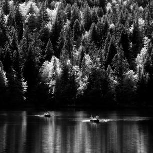 Sul Lago Di Fusine