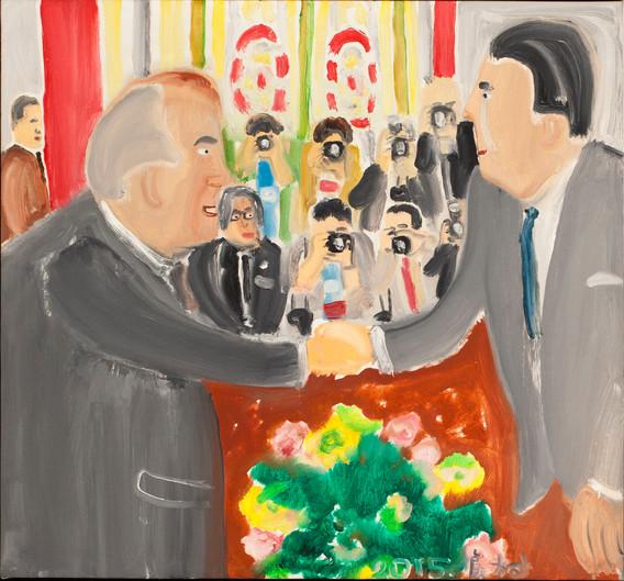 Reagan & Gorbachev