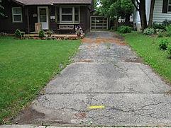 Driveway repair Madison