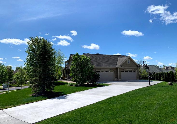 Madison, WI Driveway- The Concrete Company