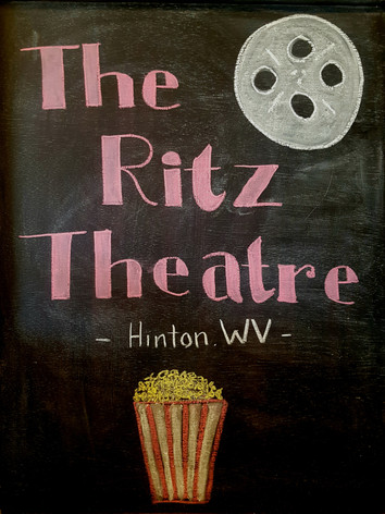 The Ritz Theatre, popcorn.jpg