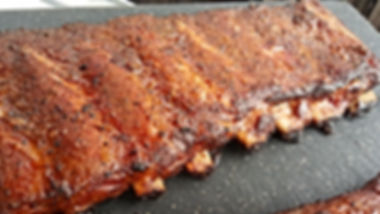 Smokin Woods BBA Ribs