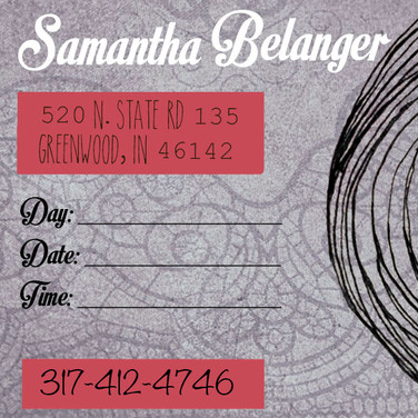 Samantha Belanger Hair Design