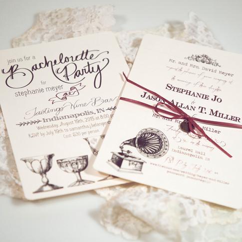 Stephanie & Jason Miller Wedding