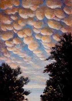 Vanishing Clouds