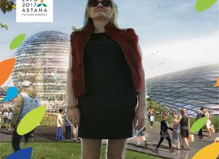 EXPO-2017 Astana : L'énergie renouvelable s'ouvre au futur