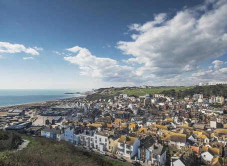 5 Reasons to Study Abroad in Hastings, UK