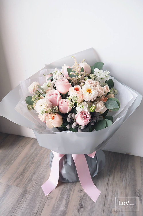 Bouquet - Winter Garden