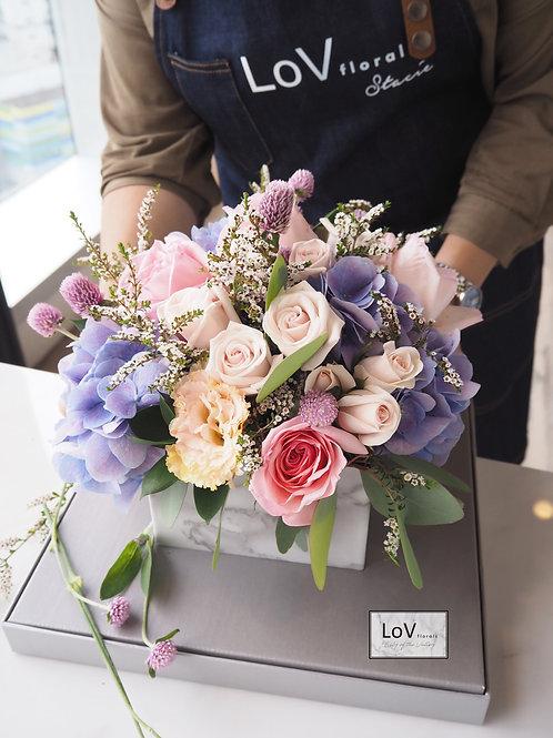 Flower Box - Bloom n Balloon