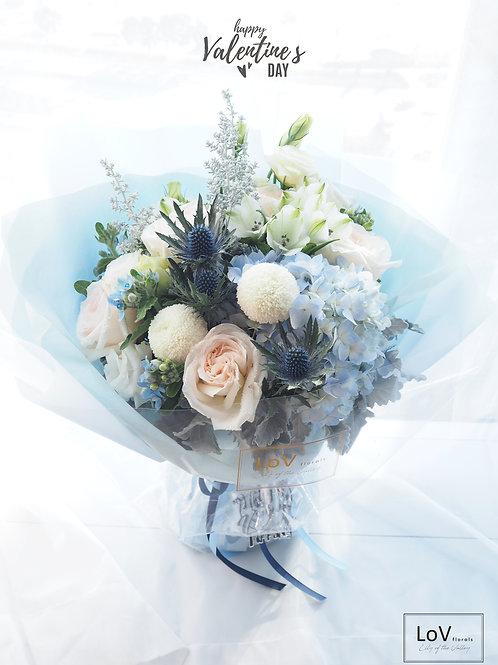 Bouquet - Hermione Blue