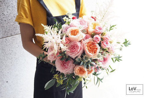 Garden Roses with Ohara