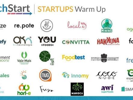 Selecionada para TechStart Food Innovation