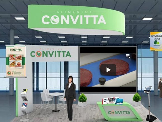 Convitta participa do FoodTech Movement