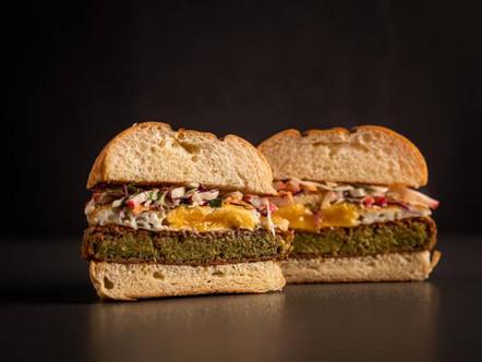 Bullguer lança hamburguer vegetariano em parceria com Alimentos Convitta