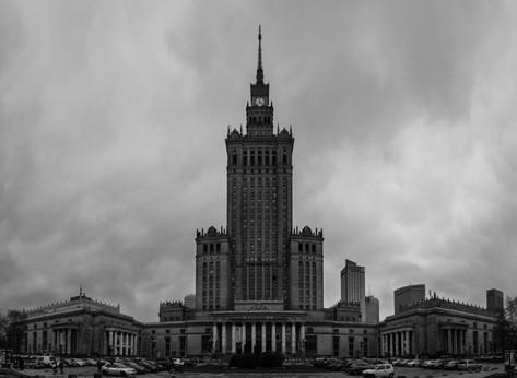 Culture centre Warsaw