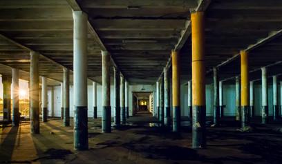 Stanley dock columns