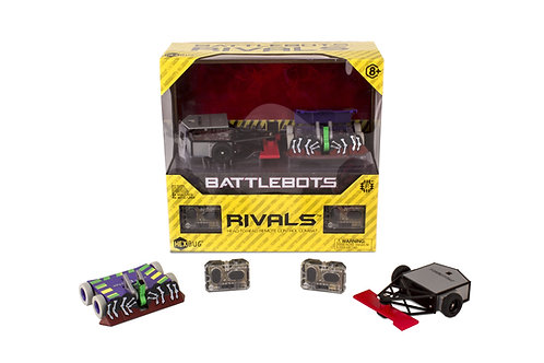 Hexbug Battlebots Rivals - Tombstone & Witch Doctor