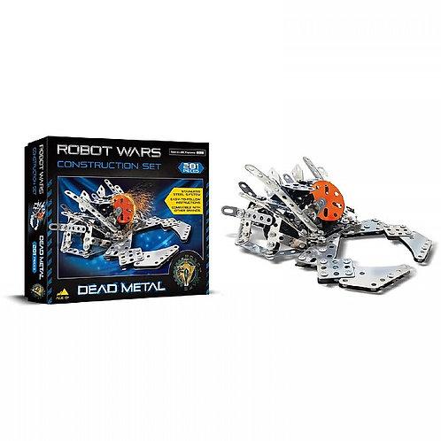 Robot Wars Construction Kit -Dead Metal
