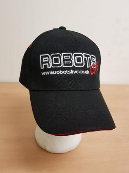 Robots Live Cap