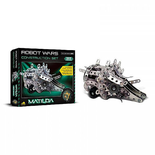 Robot Wars Construction Kit -Matilda