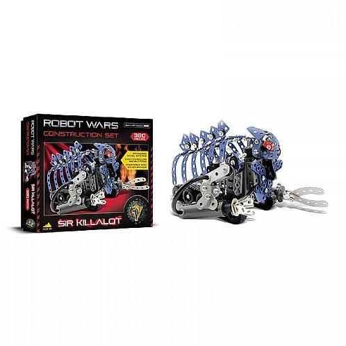 Robot Wars Construction Kit -Sir Killalot