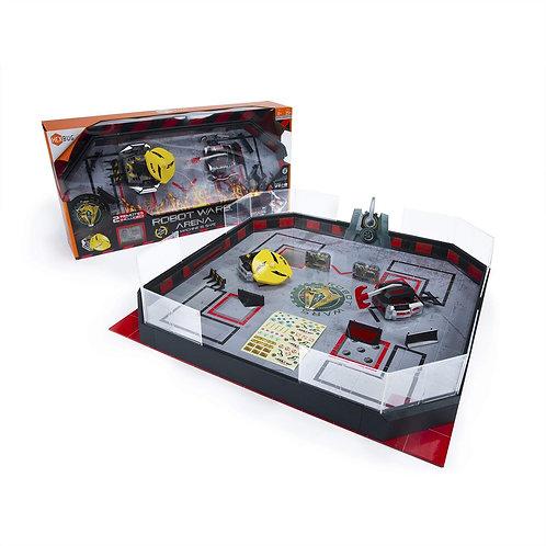 Robot Wars Hexbug Arena set