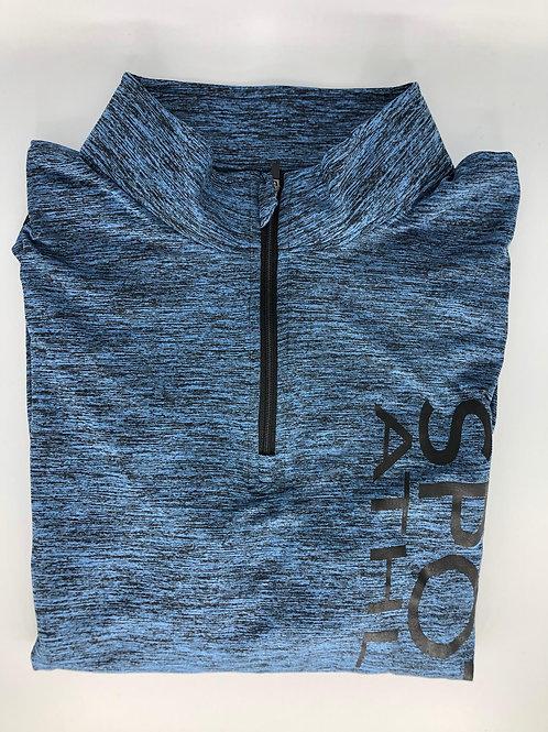 Women's 1/4 zip long sleeve shirt