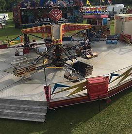 twist sizzler funfair fairground ideshre bungeestar.com