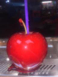 TOFFEE APPLE funfair food catering bungeestar.com
