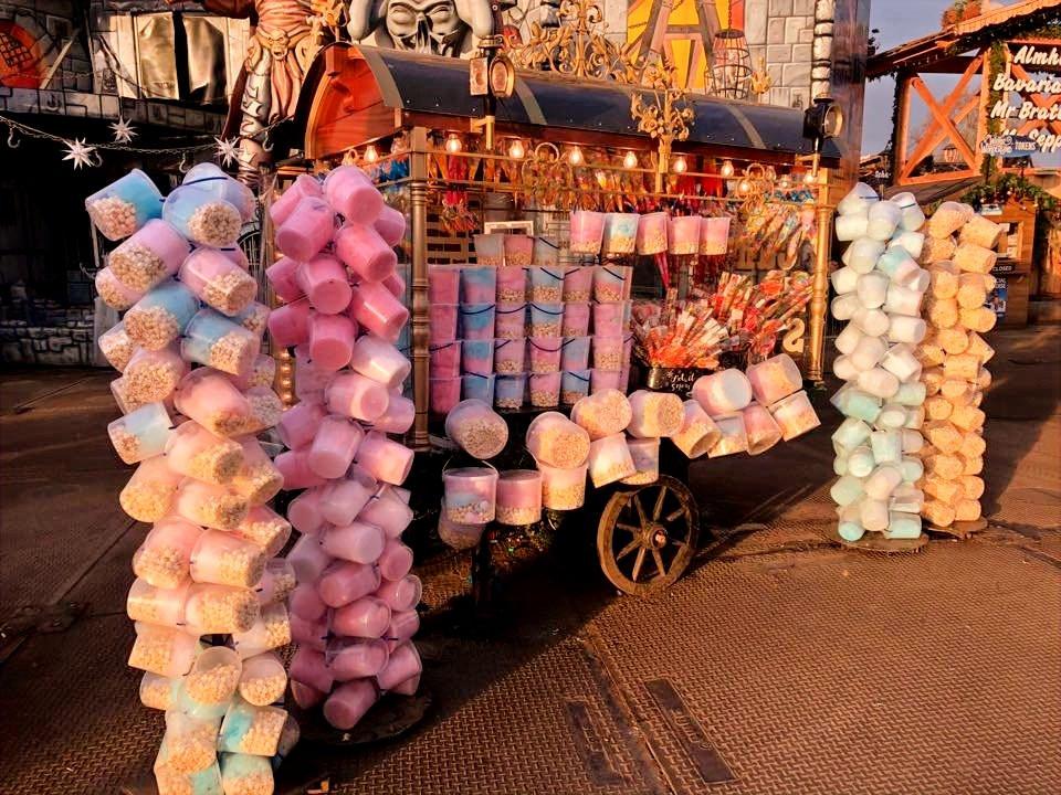 candy barrow