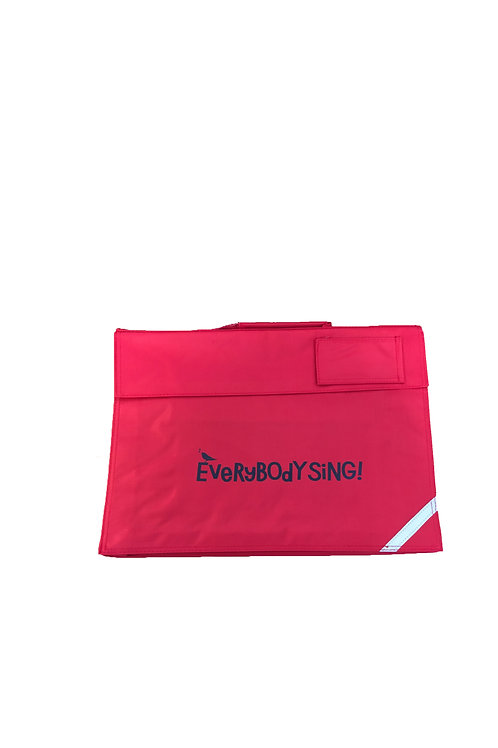 MUSIC BAG - RED
