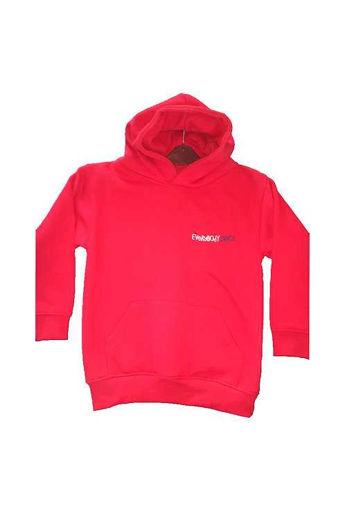 ADULT PULL OVER HOODIE